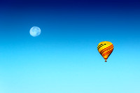Moon and Balloon