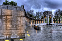 World War II Memorial - Pacific