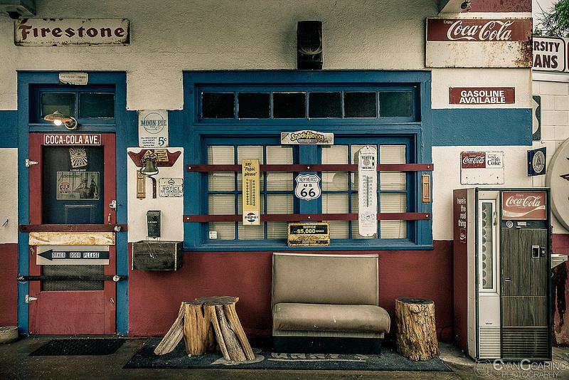 Magnolia Gas Station 02