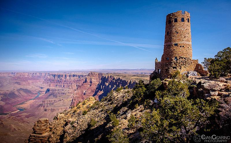 Desert View Watchtower 01