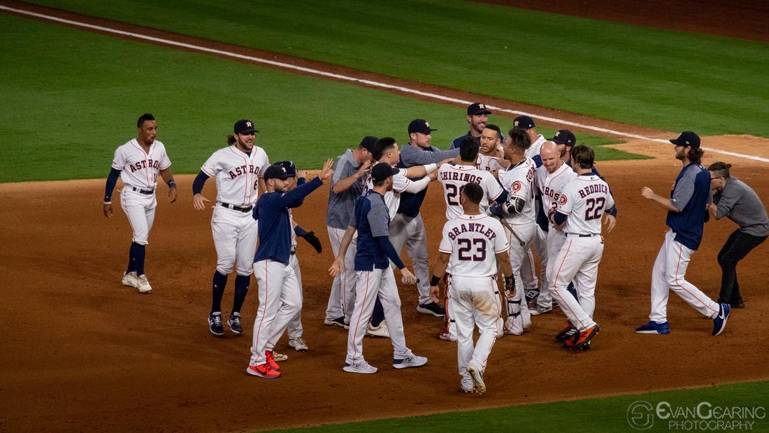 Astros Win - Correa