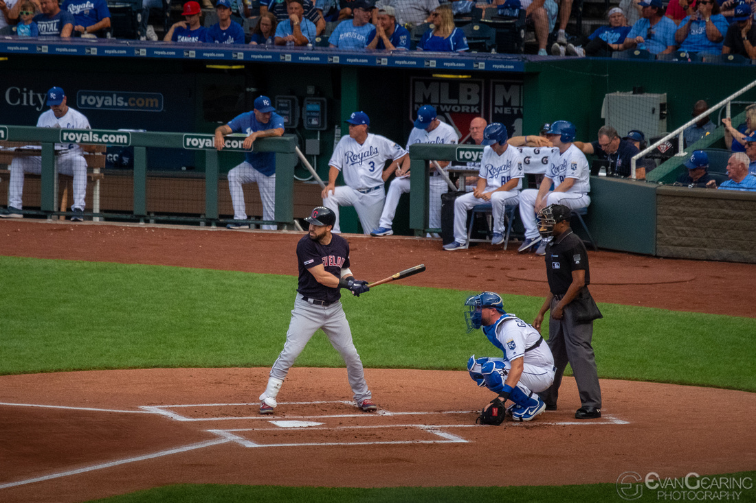 Kipnis At Bat